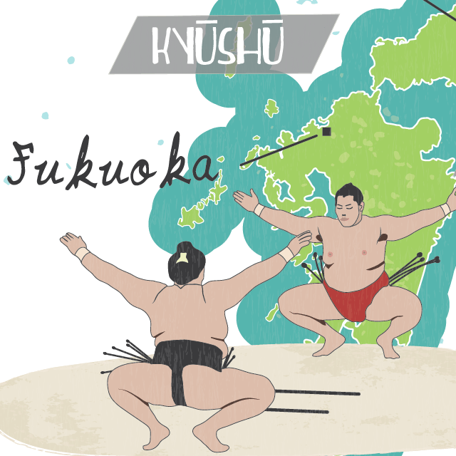 japan-map-sumo-fukuoka