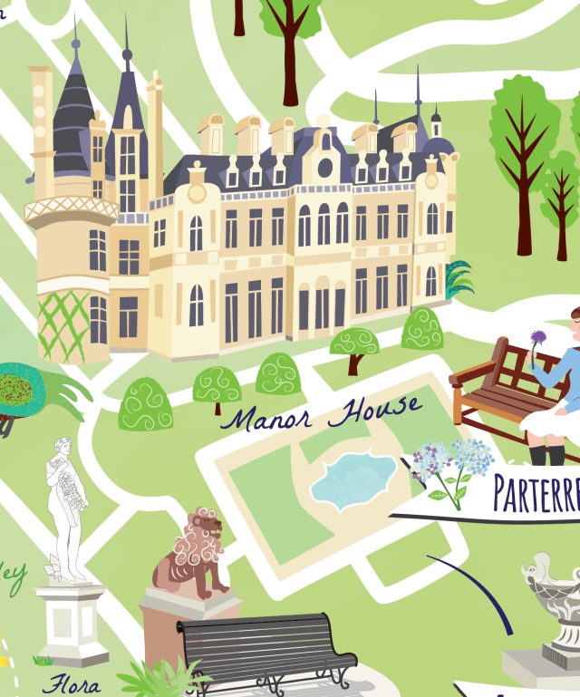 Waddesdon-visitor-mindfulness-map
