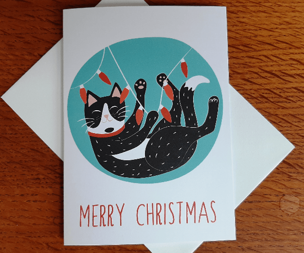 cat-christmas-card