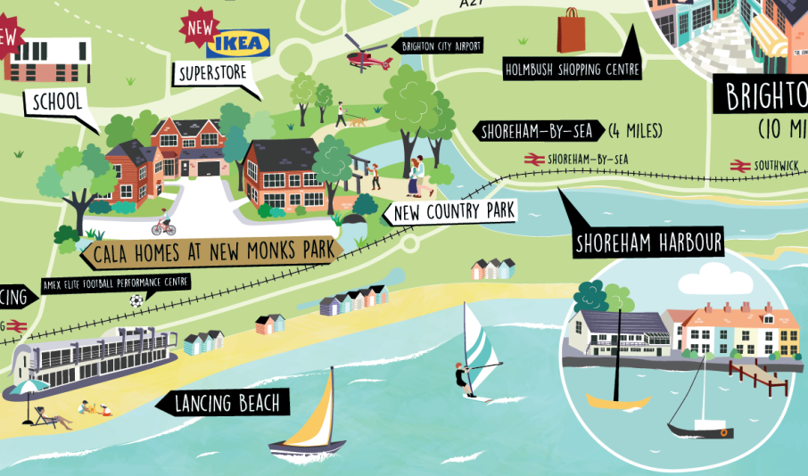 New-Monks-Park-Detail-Map