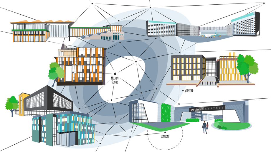 UK Innovation Map
